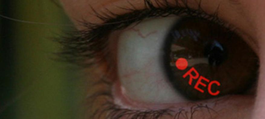 Rec kontaktní čočky